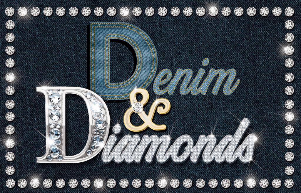 Denim and Diamond Logo